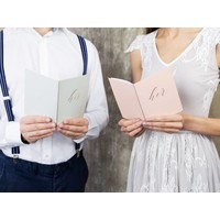 "thumb-Livre Voeux Mariage ""His and Hers""-2"