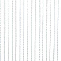 thumb-Rideaux fils blanc (location)-2