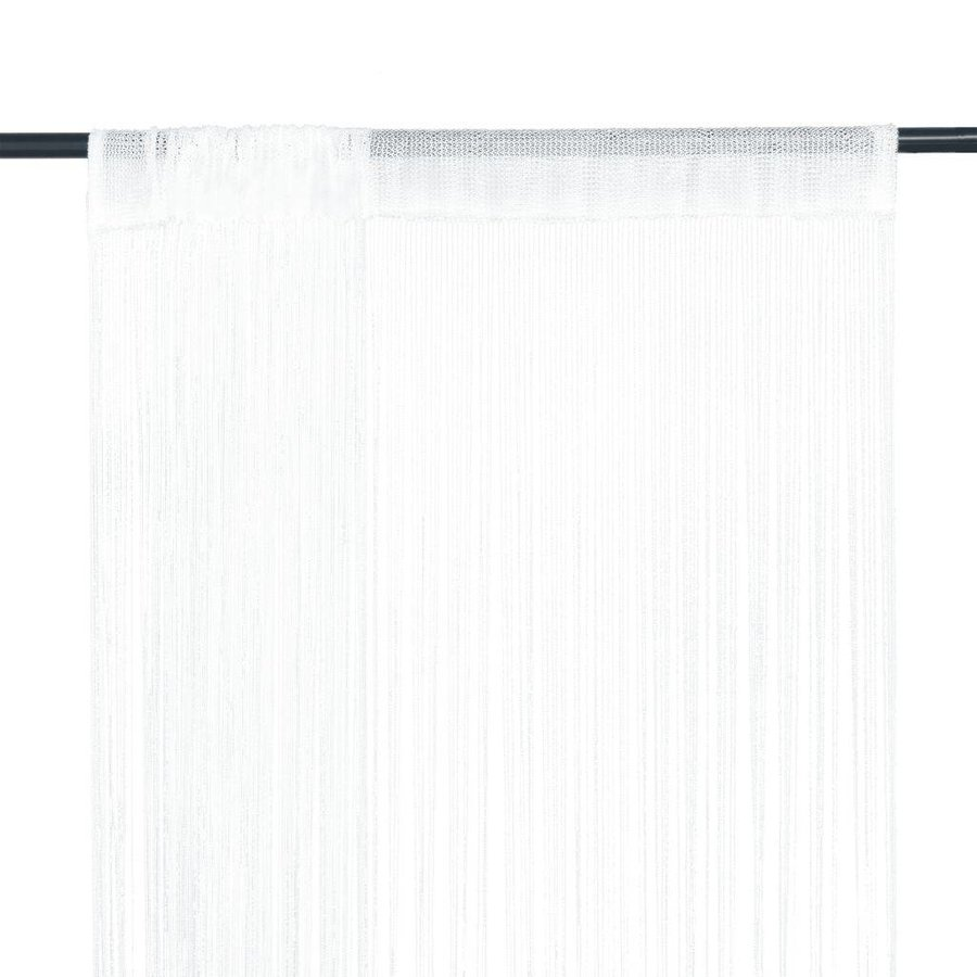 Rideaux fils blanc (location)-1