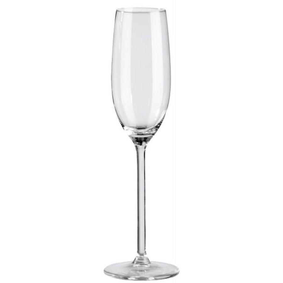 Champagne glas 21 cl (verhuur)-1