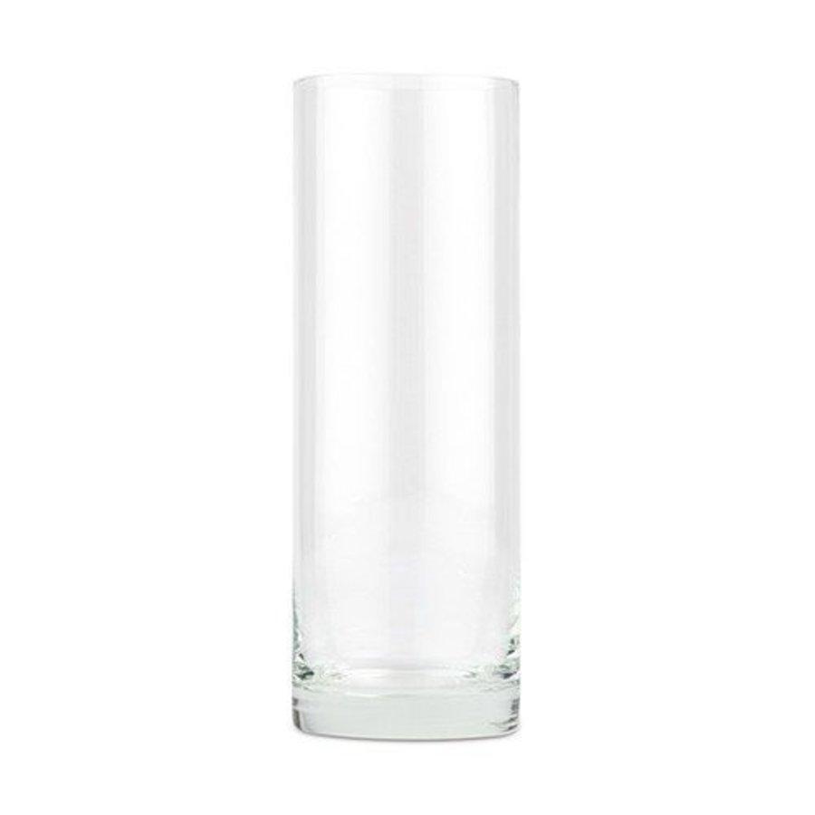 Cilinder vaas 25 cm (verhuur)-1