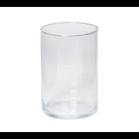 thumb-Cilinder vaas 20 cm (verhuur)-1