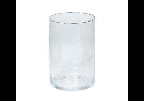 Cilinder vaas 20 cm (verhuur)