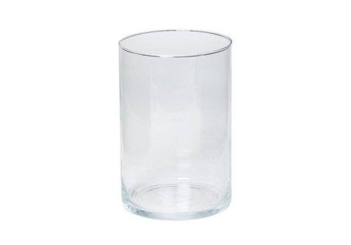 Vase cylindre 20 cm (location)