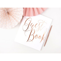 thumb-Gastenboek wit rose-3