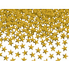 Perfect Decorations Confettis étoiles dorés pailletés