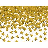 thumb-Confettis étoiles dorés pailletés-1