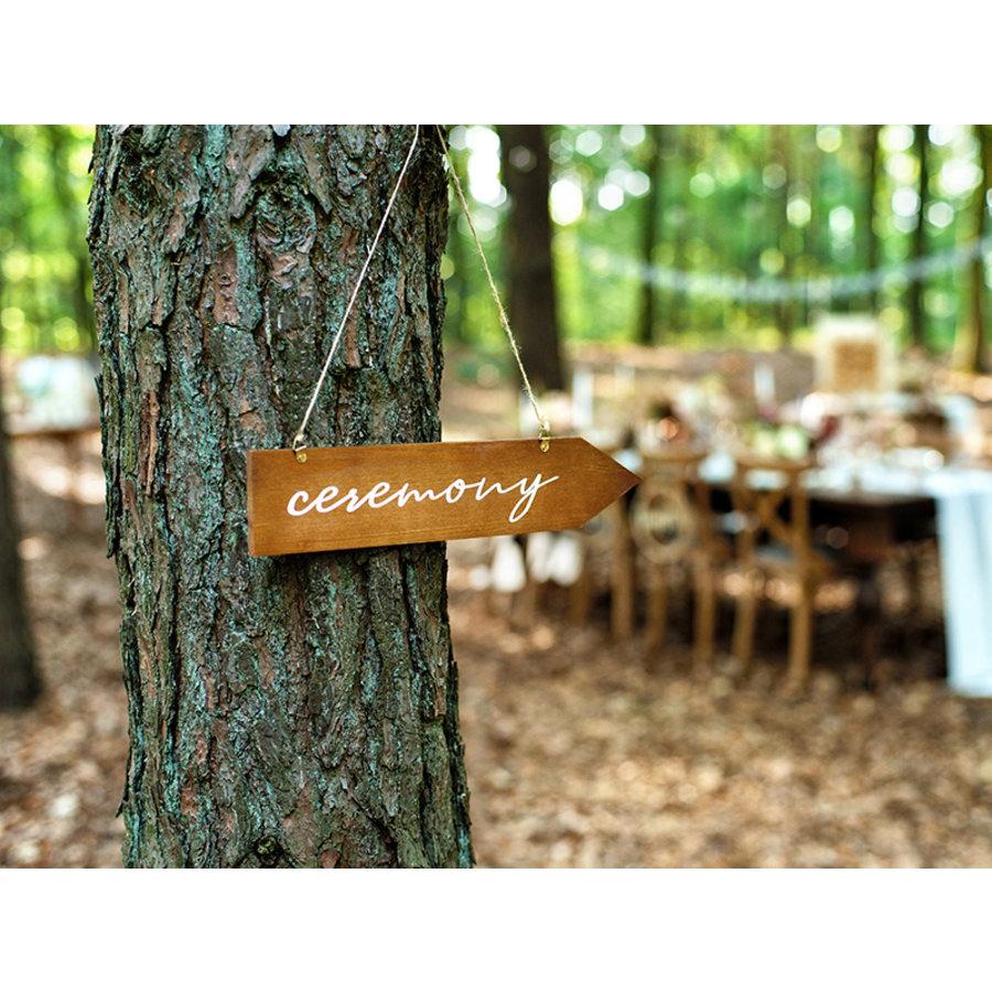 Wegwijzer hout ceremony-3