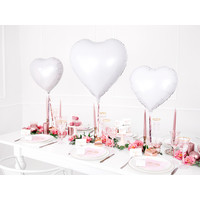 thumb-Servetten roze Mr and Mrs with love (20 stuks)-3