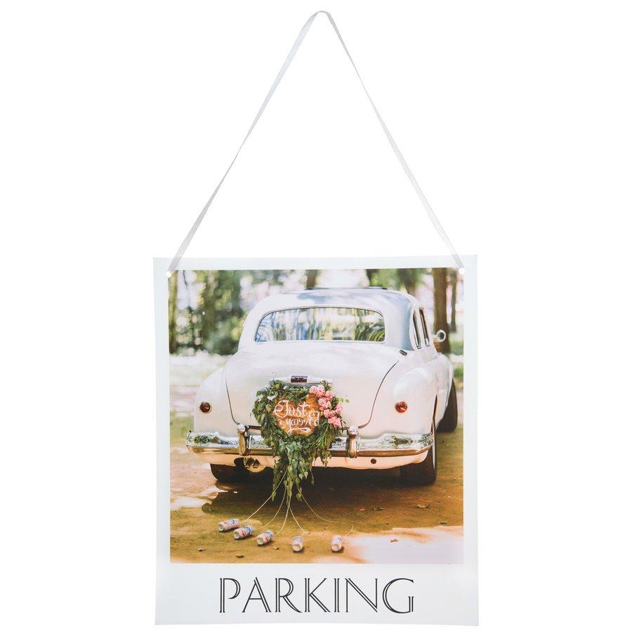 Pancarte signalisation parking-1