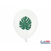 thumb-Ballons en latex d'été Aloha 30cm-1