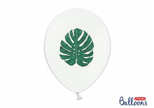 Ballon hawaii (6 stuks)