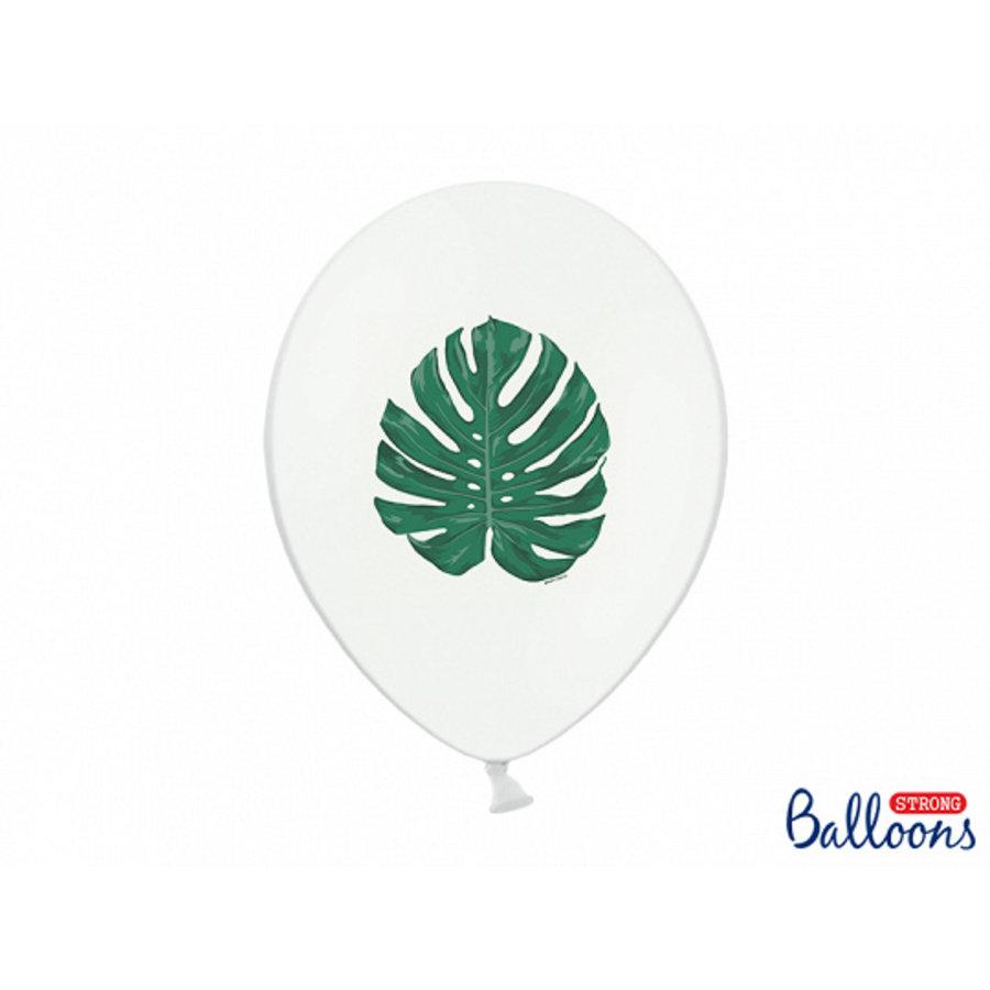 Ballon hawaii (6 stuks)-1