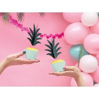 thumb-Cupcake topper ananas (6 st.)-3