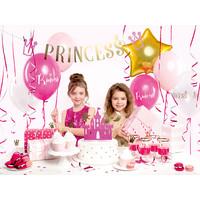 thumb-Slinger Princess roze met goud (90 cm)-5