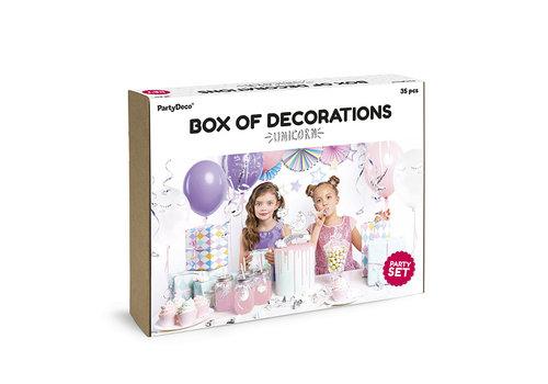 Partybox Licorne