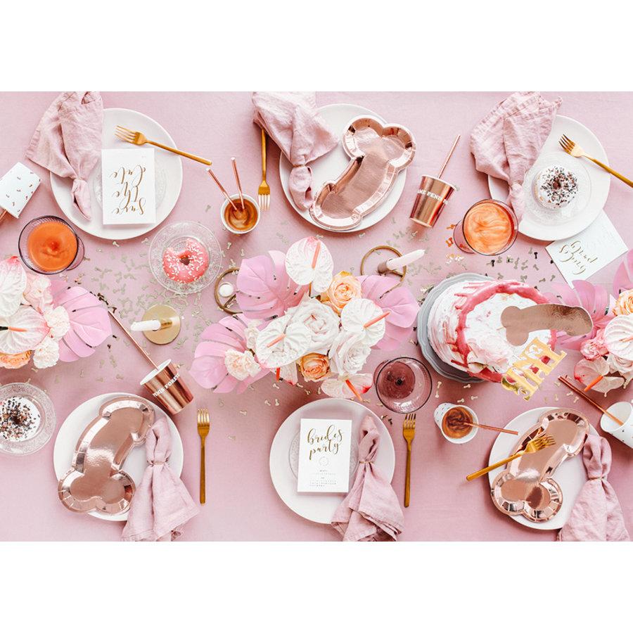 Carte Save the date brides party (10 pcs)-4