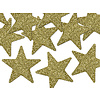 Perfect Decorations Tafelconfetti goud sterretjes 5 cm (8 st.)
