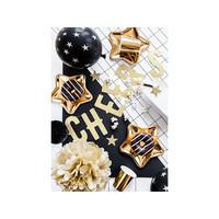 thumb-Tafelconfetti goud sterretjes 5 cm (8 st.)-3