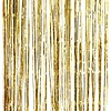 Perfect Decorations Gouden glittergordijn
