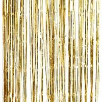 thumb-Gouden glittergordijn-1