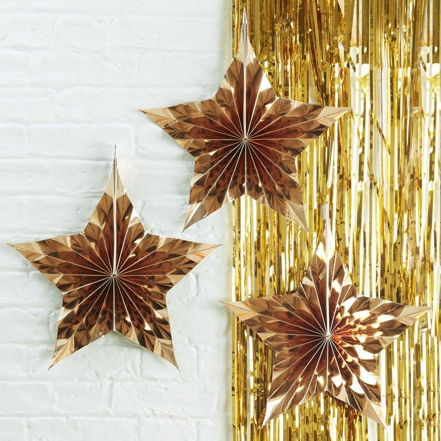 Gouden glittergordijn-2
