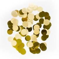 Tafelconfetti goud
