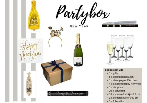 Partybox  New Years Eve