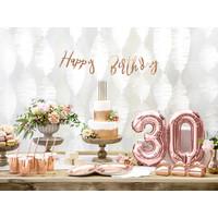 thumb-Slinger Happy Birthday rosé goud-4