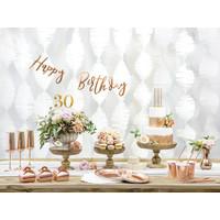 thumb-Slinger Happy Birthday rosé goud-5
