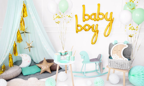 Hello Baby Boy