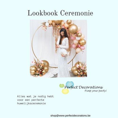 Lookbook ceremonie