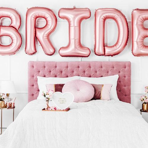 Vrijgezellenfeest team bride