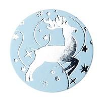 thumb-Tafelconfetti rendier blauw-1
