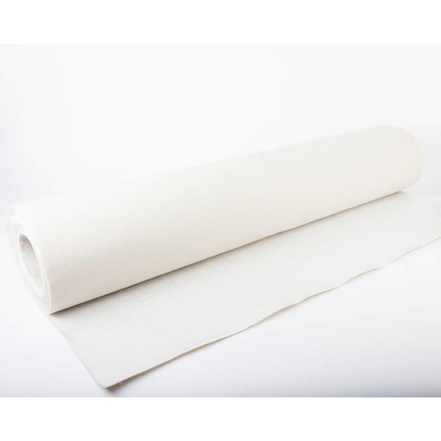 Tapis Mariage blanc-1