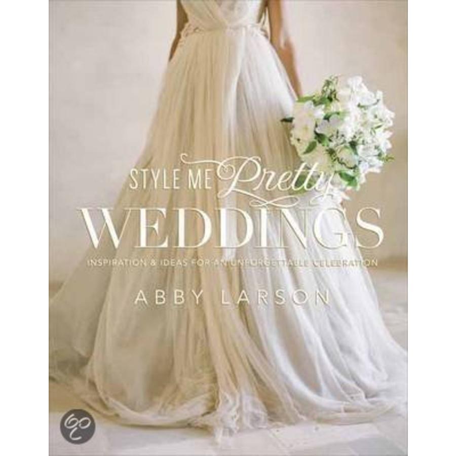 Style me pretty Weddings inspiratieboek-1