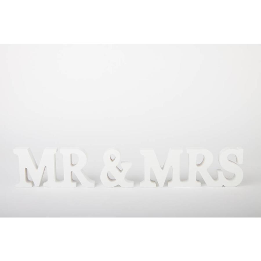 Mr en Mrs houten letters-1