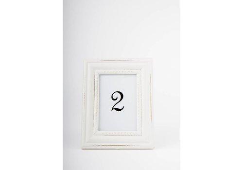 Tafelnummer houder