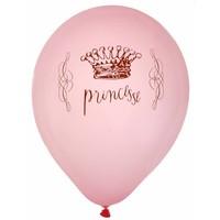 thumb-Roze ballonnen prinses (8 stuks)-1