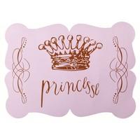 thumb-Roze placemats prinses (6 stuks)-1