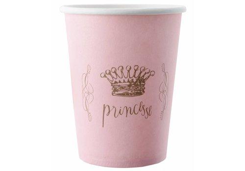Gobelet princesse (6 pcs)