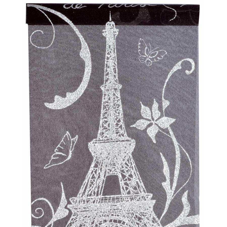 Tafelloper Parijs zwart-1