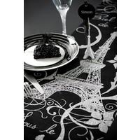 thumb-Tafelloper Parijs zwart-2