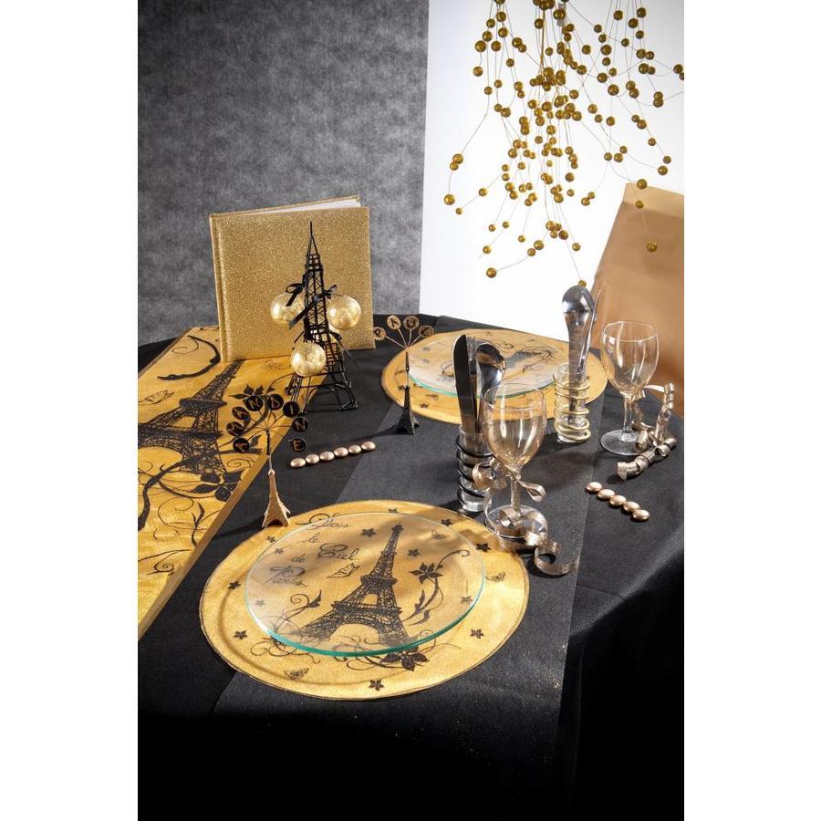Tafelloper Parijs goud-2