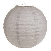 thumb-Lampion taupe (2 stuks) diameter 30 cm-1