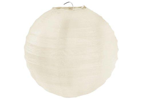 Lampion ivoor diameter 50 cm