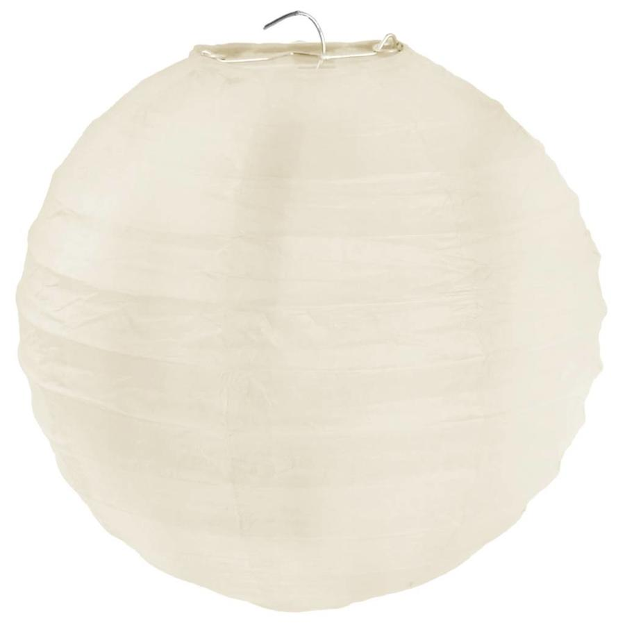 Lampion ivoor diameter 50 cm-1