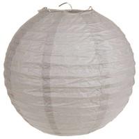 thumb-Lampion taupe diameter 50 cm-1