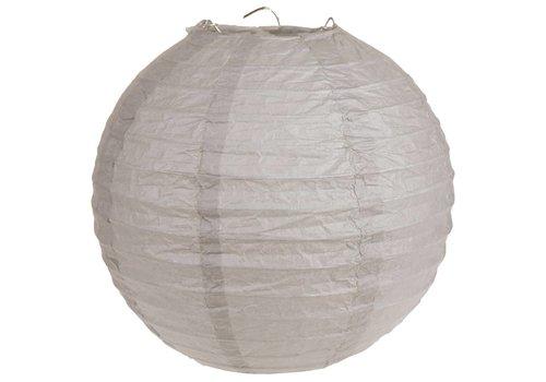 Lampion taupe diameter 50 cm