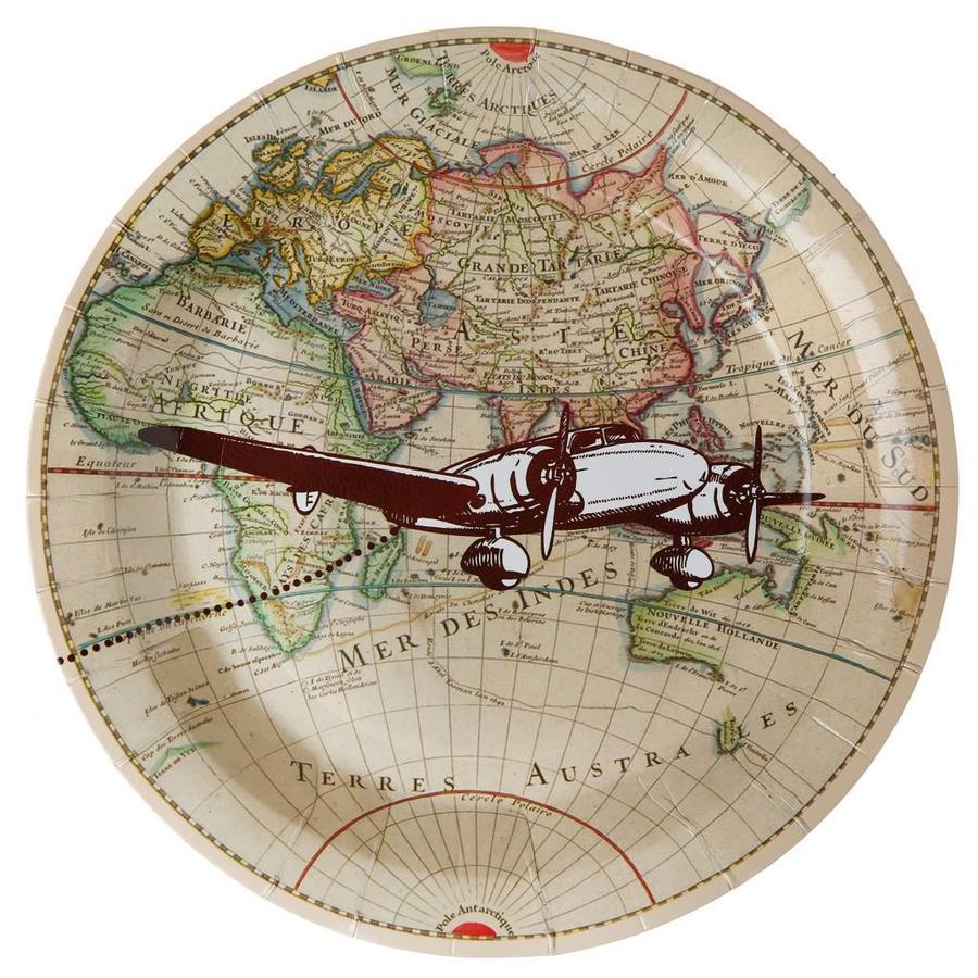 Bordjes Travel (10 stuks)-1
